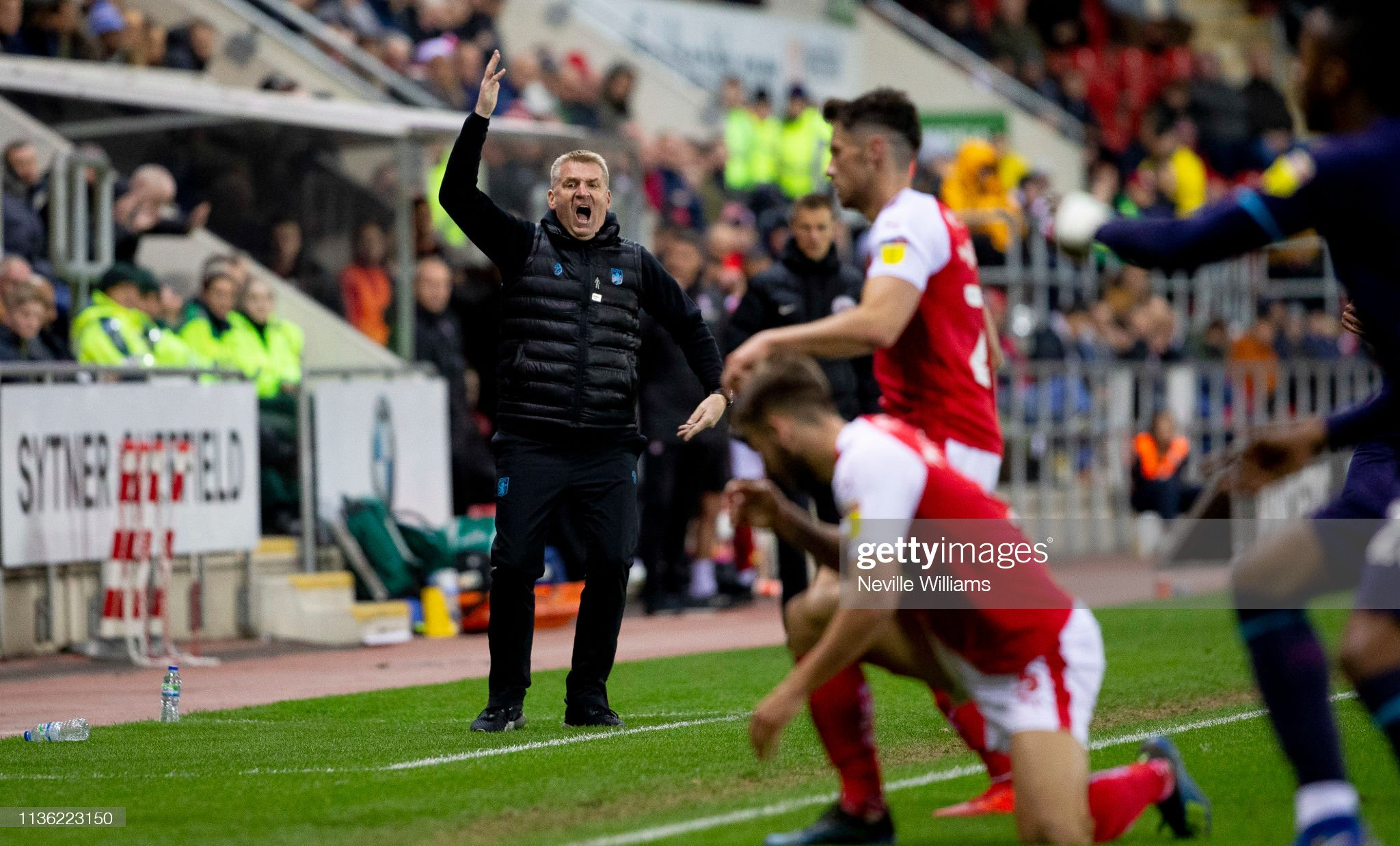 Rotherham United v Aston Villa - Sky Bet Championship : News Photo