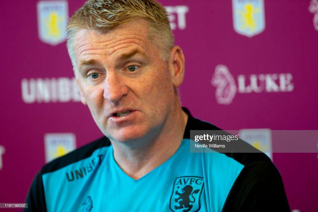 GBR: Aston Villa Press Conference