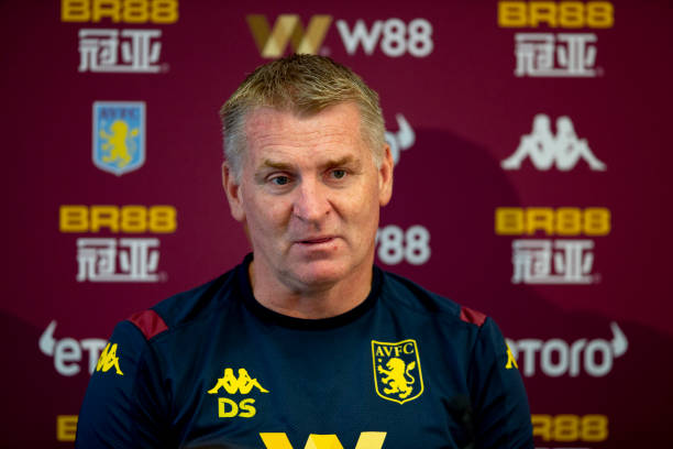 GBR: Aston Villa Training and Press Conference