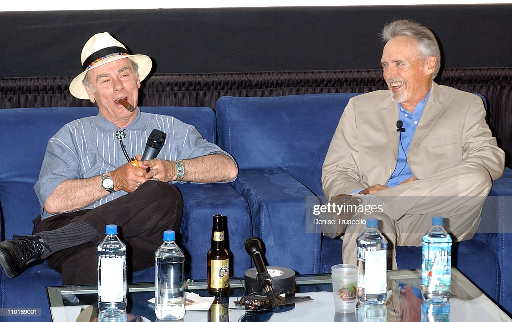 CineVegas 2004 - Q&A with Dean Stockwell and Dennis Hopper
