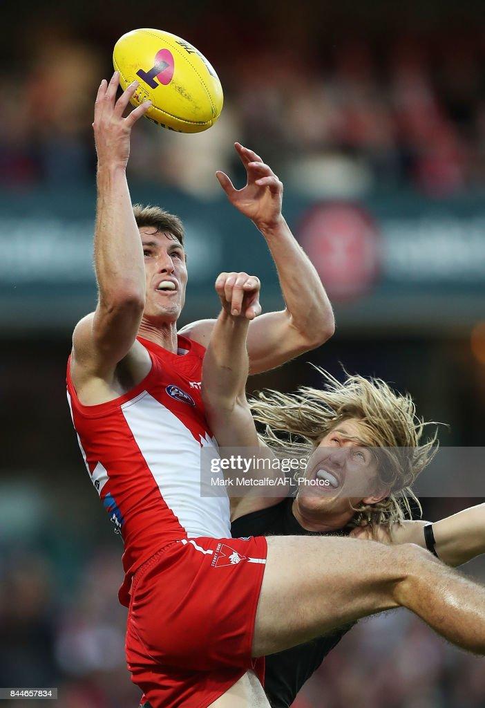 AFL Second Elimination Final - Sydney v Essendon