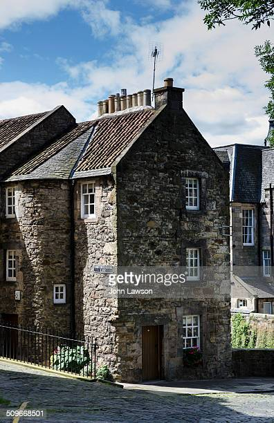 Dean Village is a former grainmilling village a mile northwest of the city centre of Edinburgh Scotland The village straddles the Water of Leith...