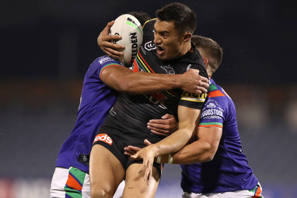 AUS: NRL Rd 4 - Panthers v Warriors