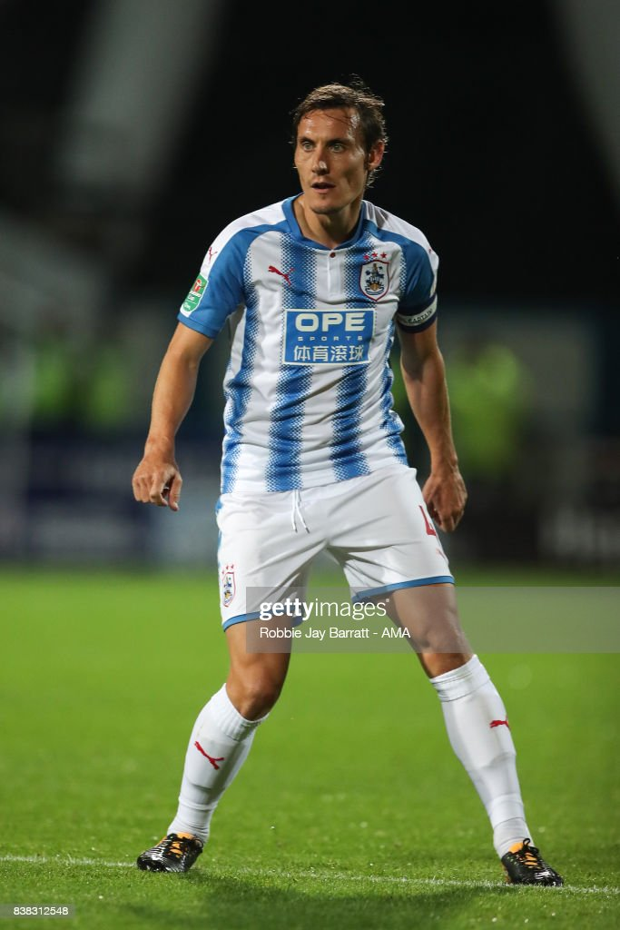 Huddersfield Town v Rotherham United - Carabao Cup Second Round