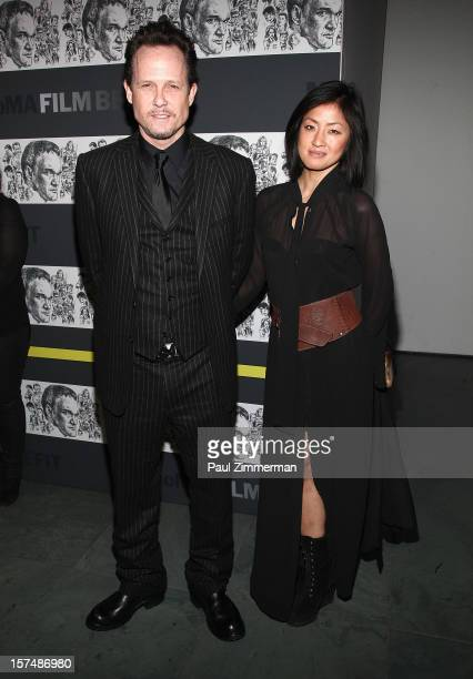 Dean Winters and Guest attend A Tribute To Quentin Tarantino at MOMA on December 3 2012 in New York City