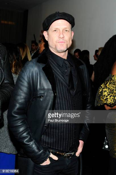 Dean Winters attends The Cinema Society with Ravage Wines Synchrony host a screening of Marvel Studios' 'Black Panther' at The Museum of Modern Art...