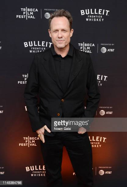 Dean Winters attends the Crown Vic Premiere After Party at the Bulleit 3D printed Frontier Lounge during Tribeca Film Festival on April 26 2019 in...