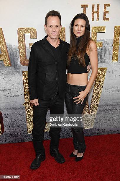 Dean Winters attends The Magnificent Seven premiere at Museum of Modern Art on September 19 2016 in New York City