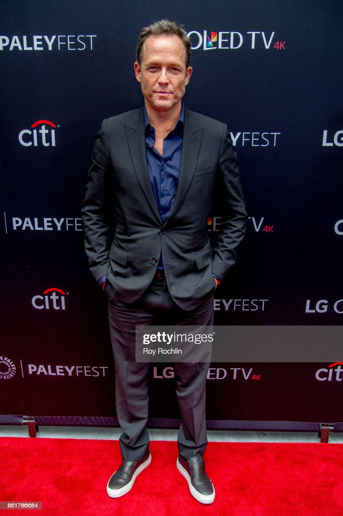 Dean Winters attends the PaleyFest NY 2017 'Oz' reunion at The Paley Center for Media on October 15, 2017 in New York City.