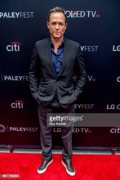 Dean Winters attends the PaleyFest NY 2017 Oz reunion at The Paley Center for Media on October 15 2017 in New York City
