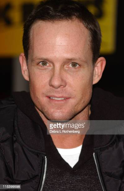 Dean Winters during Cast Members from the Hit HBO Series Oz Autograph The New DVD Box Set Oz The Complete Third Season at Tower Records Lincoln...