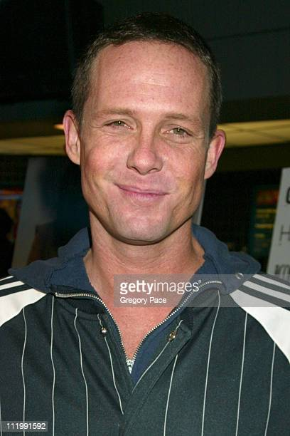 Dean Winters during Monster New York Premiere Inside Arrivals at The Clearview Chelsea West Theater in New York City New York United States