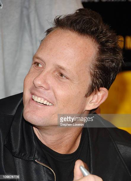 Dean Winters during Oz Season 6 DVD Signing at Tower Records at Tower Records Lincoln Center in New York City NY United States