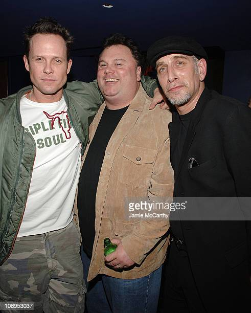Dean Winters Eddie Dean Owner of Pacha and Dominic Chianese Jr