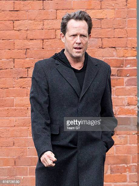 Dean Winters is seen on April 7 2016 in New York City