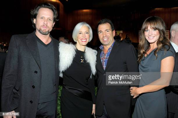Dean Winters Linda Fargo Richie Notar and Jane Notar attend New York POST EditorinChief COL ALLAN Hosts Party For RICHARD JOHNSON's 25 Years at PAGE...