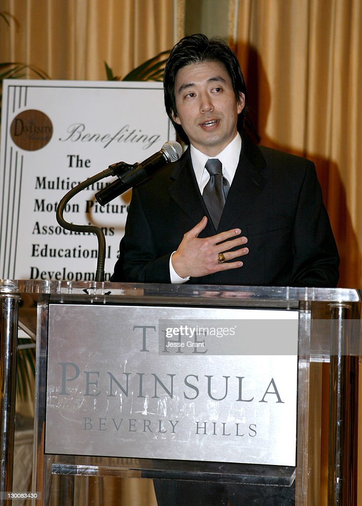 Dean Yamada, 2002 scholarship recipient during 11th Annual Student Pre-Oscar Scholarship Luncheon at Peninsula Beverly Hills in Beverly Hills, California, United States.