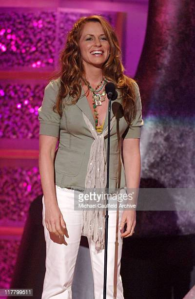 Deana Carter during 40th Annual Academy of Country Music Awards Show at Mandalay Bay Resort and Casino Events Center in Las Vegas Nevada United States