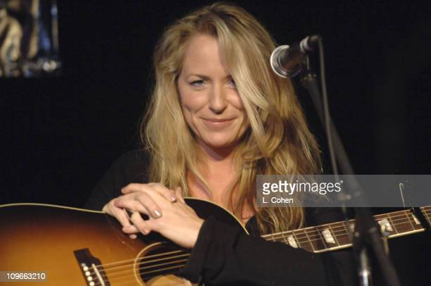 Deana Carter during ASCAP EXPO April 2022 2006 in Hollywood CA United States