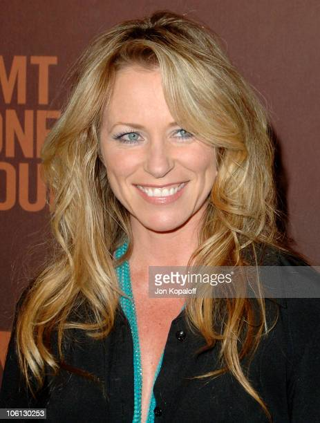 Deana Carter during CMT Giants Honoring Reba McEntire Arrivals at Kodak Theatre in Hollywood California United States