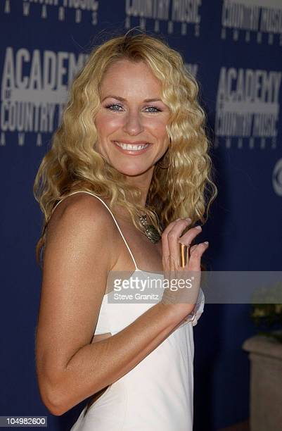 Deana Carter during The 37th Annual Academy of Country Music Awards Arrivals at Universal Amphitheater in Universal City California United States