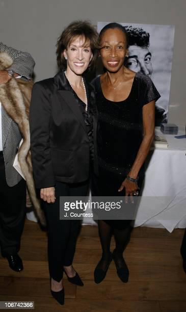 Deana Martin and Altovoise Davis wife of Sammy Davis Jr