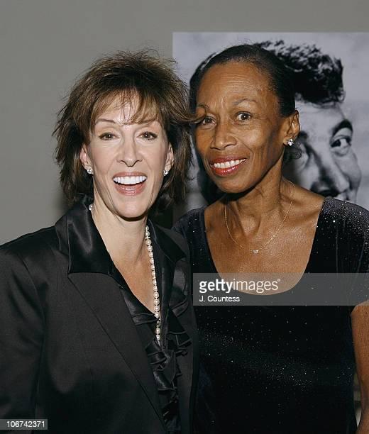 Deana Martin and Altovoise Davis, wife of Sammy Davis Jr.