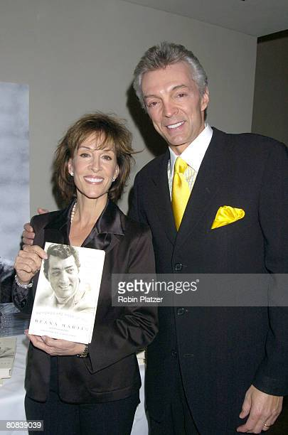Deana Martin and husband John Griffeth