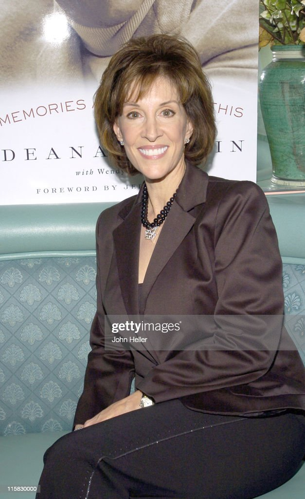 """Book Party to Celebrate Deana Martin's New Book """"Memories Are Made Of This"""" : News Photo"""