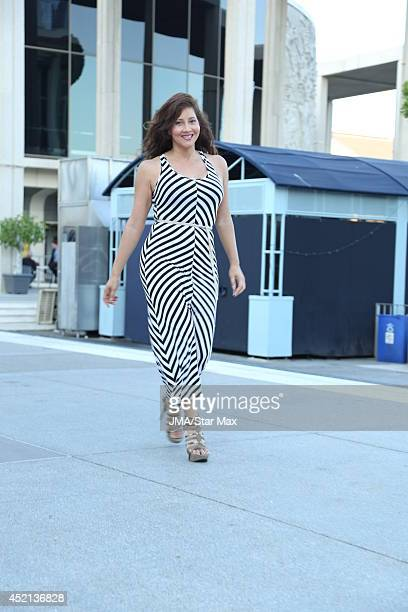 Deana Molle is seen on July 13 2014 in Los Angeles California