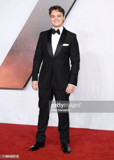 DeanCharles Chapman attends the 1917 World Premiere and Royal Performance at Odeon Luxe Leicester Square on December 4 2019 in London England