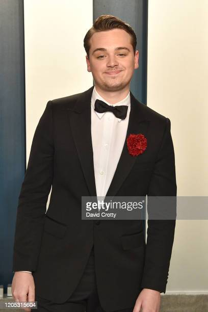DeanCharles Chapman attends the 2020 Vanity Fair Oscar Party at Wallis Annenberg Center for the Performing Arts on February 09 2020 in Beverly Hills...