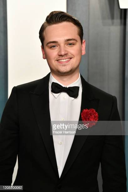 DeanCharles Chapman attends the 2020 Vanity Fair Oscar Party hosted by Radhika Jones at Wallis Annenberg Center for the Performing Arts on February...