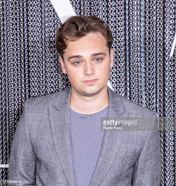 DeanCharles Chapman attends the New York premiere of The King at SVA Theater Manhattan