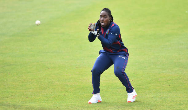 GBR: West Indies Women's Cricket Team Training Session