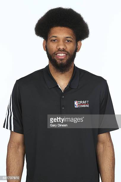 DeAndre Bembry poses for a medical imaging head shot as part of the 2016 NBA Draft Combine on May 14 2016 at Northwestern Memorial Hospital in...