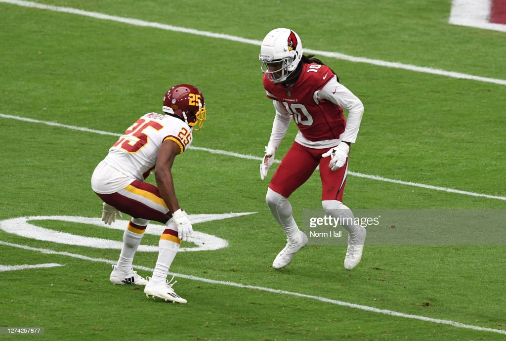 Washington Football Team v Arizona Cardinals : ニュース写真