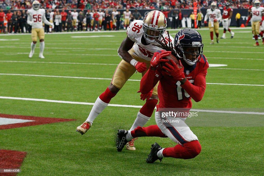 San Francisco 49ers vHouston Texans