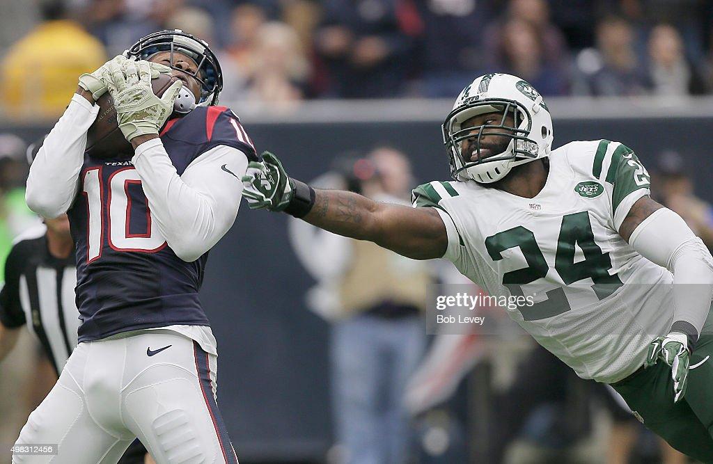 New York Jets v Houston Texans : News Photo