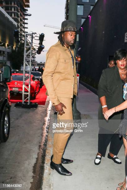 DeAndre Jordan is seen on July 18 2019 in Los Angeles California