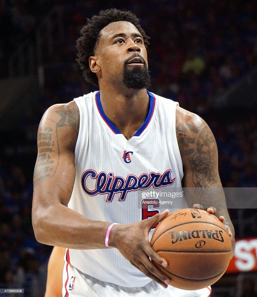 Houston Rockets vs Los Angeles Clippers : News Photo