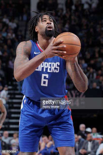 60 Top Deandre Jordan Free Throw Pictures Photos And Images Getty