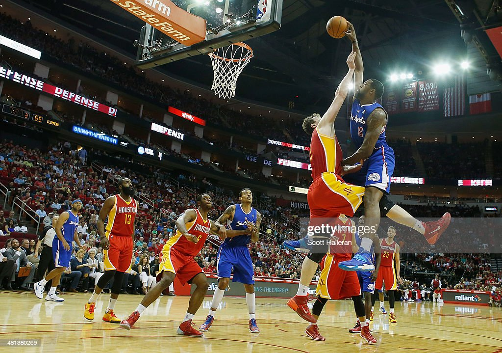 Los Angeles Clippers v Houston Rockets