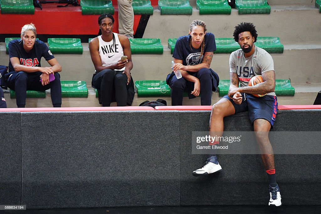 Rio Olympics USAB All-Access Events
