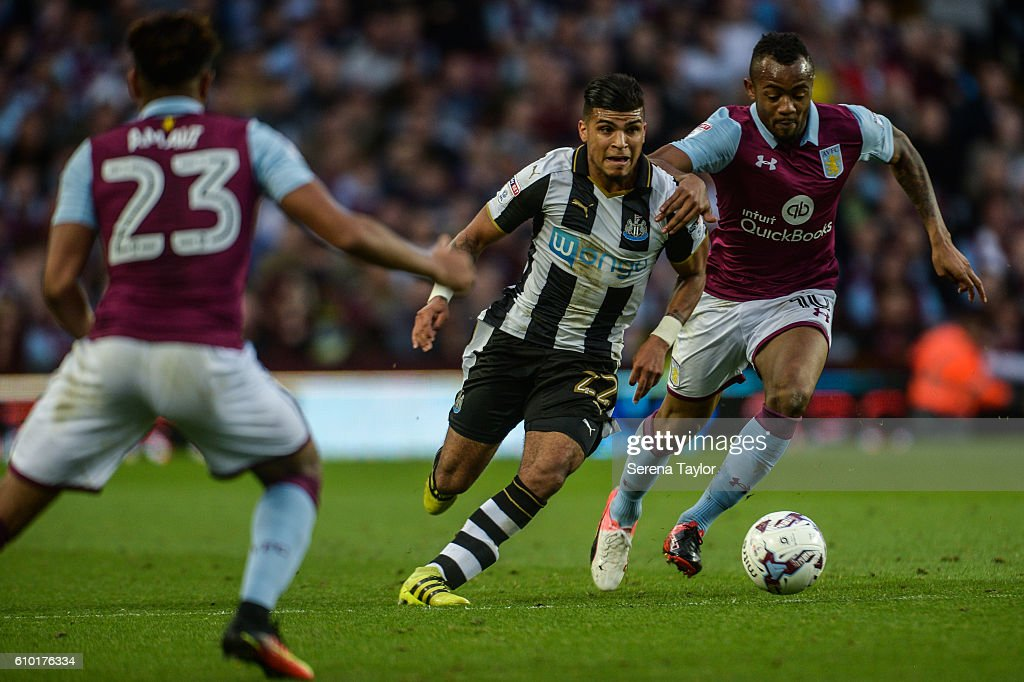 Aston Villa v Newcastle United - Sky Bet Championship : News Photo