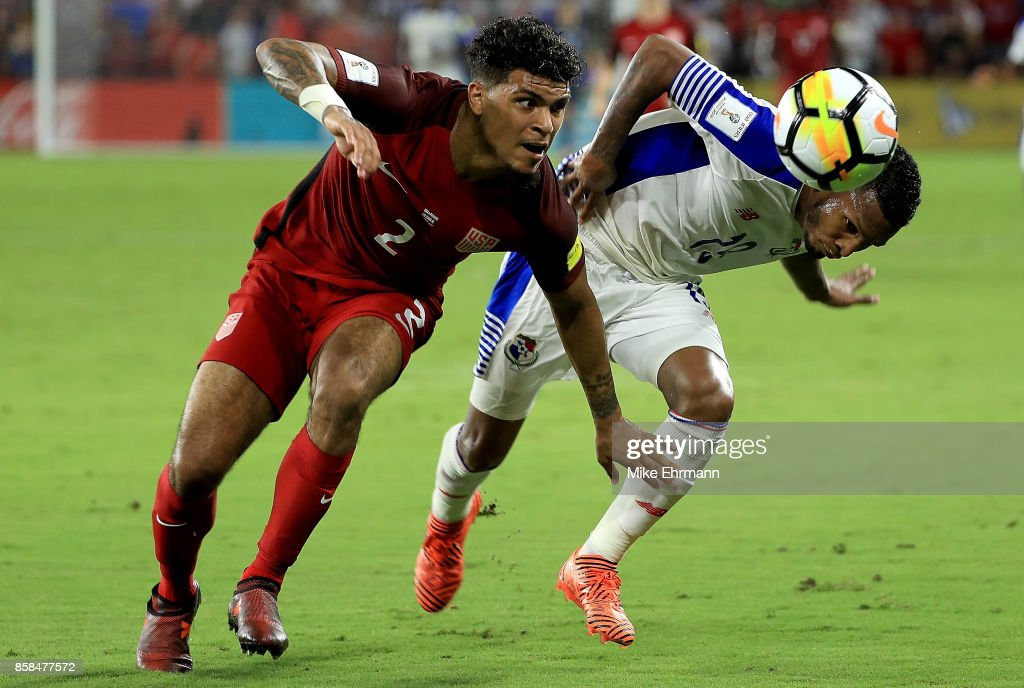 Panama v United States - FIFA 2018 World Cup Qualifier : News Photo
