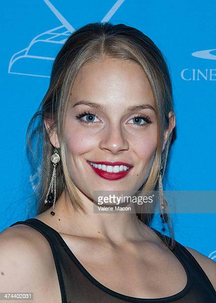 Deanna Lee Douglas attends the 50th Annual CAS Awards From The Cinema Audio Society at Millennium Biltmore Hotel on February 22 2014 in Los Angeles...