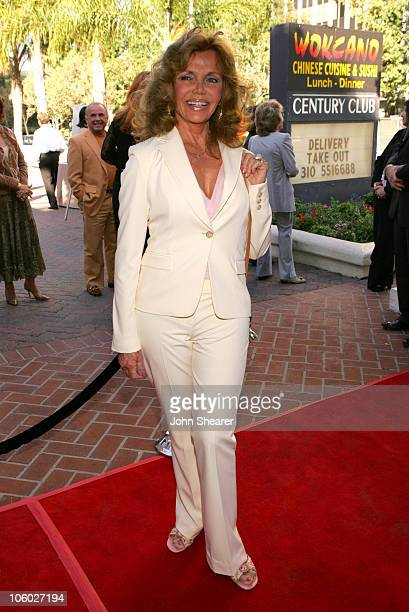 Deanna Lund during Red Buttons 'A Celebration of Life and Laughter' at The Century Club in Century City California United States