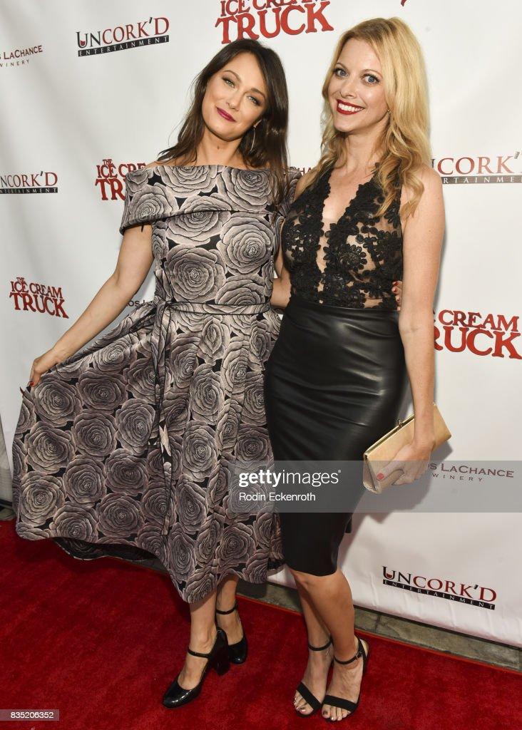 "Premiere Of Uncork'd Entertainment's ""The Ice Cream Truck"" - Arrivals : News Photo"