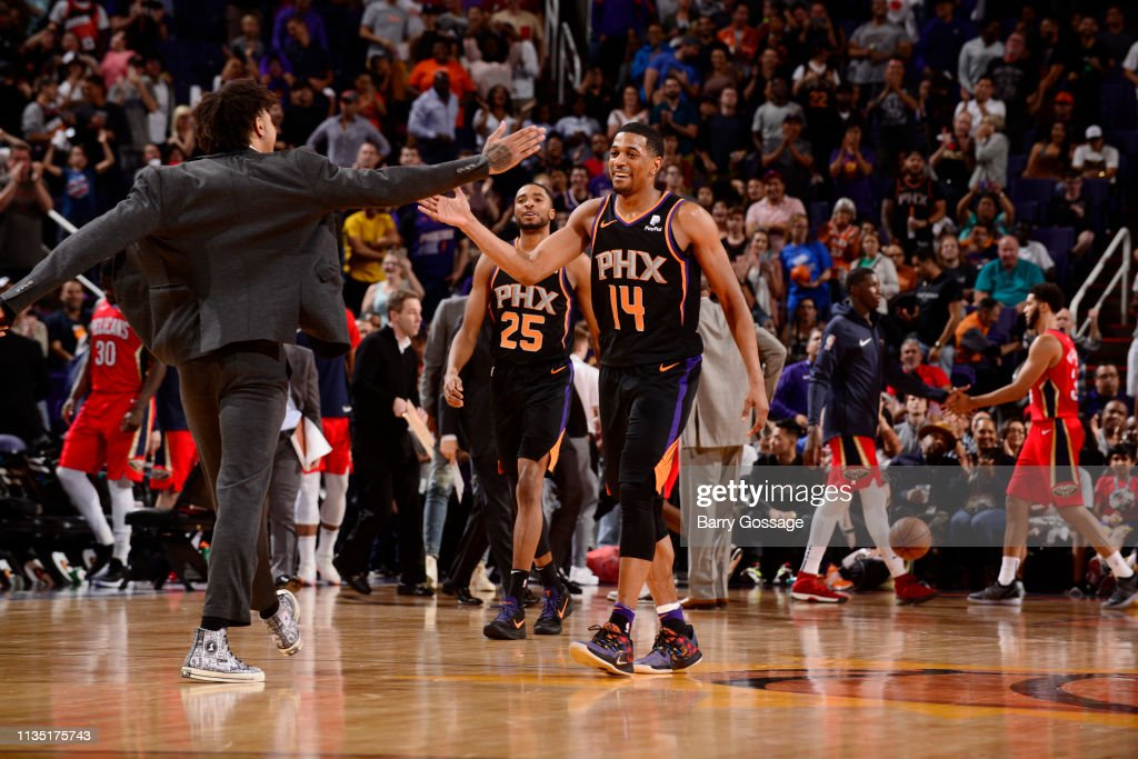 New Orleans Pelicans v Phoenix Suns : News Photo